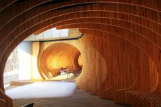 Gallery - Rest hole in the University of Seoul / UTAA - 12