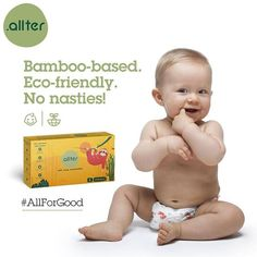 Mommies, if you could change the world with a change of diaper… you would, wouldn't you? Now… you really can! ✊🏻 Opt for bamboo-based 🐼, eco-friendly 🌿 #Allter range that is good for your baby and super-good for the Earth too! Bamboo Diapers, Change The World, Winnie The Pooh, Eco Friendly, Range, Earth, Disney Characters, Baby, Cookers
