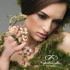 RIVALTA GABRIELLA SPA - handcrafted gold and gemstone jewelry from Italy