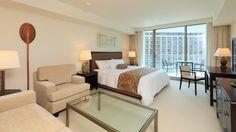 Deluxe Studio City View at Trump Waikiki hotel