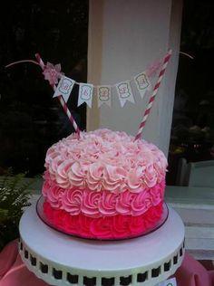 tea party birthday cakes   love this cake   Kid Party/Cake Ideas