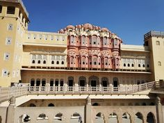 Jaipur – The Pink City. A Travel Diary.