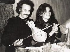 nikos xylouris & jenny karezy ⌘cretan folk musician & renowned actress, respectively Cinema Theatre, Theater, Actor Studio, Still Photography, Culture, Old Movies, France, Black N White Images, Black And White Photography