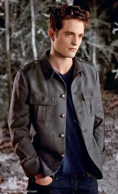 Edward Cullen, edit by Melbie Toast