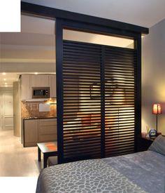 50 modern studio apartment dividers ideas (16)