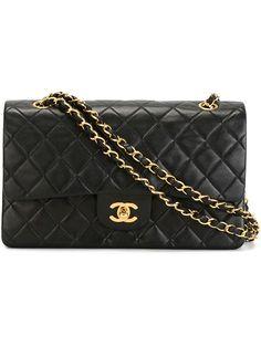 Chanel Vintage  2.55  Shoulder Bag. Farfetch cb9968b5a4c98