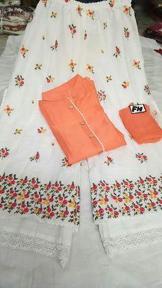 Best 12 order contact my whatsapp number 7874133176 – SkillOfKing. Sarara Dress, Mom Dress, Palazzo Dress, Plazzo Suits, Suits For Women, Clothes For Women, Salwar Designs, Desi Wear, Girls Dress Up