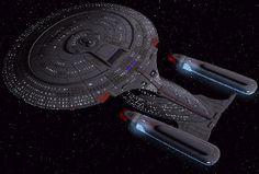 CLASSE GALAXY - Star Trek: Federation GDR