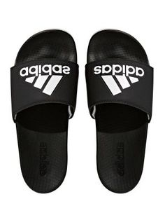 fa1ac2f2c12b  Want black SECOND if not maroon sandals adidas - Women s Adilette  Cloudfoam Plus Logo Slides