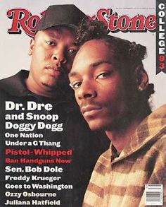 1993 Rolling Stone Covers - Rolling Stone