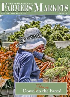 Market like a local at one of the nearby #FarmersMarkets in #VenturaCounty. #FSLocal