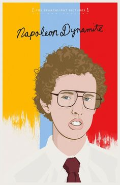 "Napoleon Dynamite | by Jared & Joshua Hess ""Now imagine you're weightless, in the middle of the ocean, surrounded by thousands of tiny seahorses."""