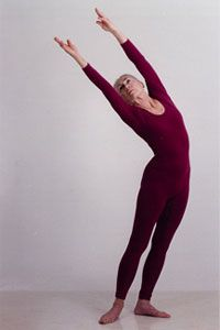 """video by Ann Smith.  """"My exercise system was inspired by years of classical dance training – slow, continuous stretching that flows from the inside of the torso and creates a healthy, well-proportioned body with a smooth, strong muscle network. It's easy, painless and energizing, and it works for men and women of any age, body type, or level of exercise experience."""
