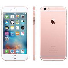 Ponto Frio iPhone 6s Plus 128GB Ouro Rosa - R$ 4.139,56 em 1x Cartão P. Frio ou R$ 4.139,10 em 10x Sem Juros