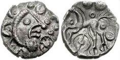 Britain Celtic coin, ca. 35-30 BC