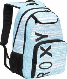 Roxy Shadow Swell Backpack Tile Blue - via eBags.com!