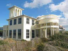 Real Estate Seaside FL Properties Condos Cottages Homes Seaside Getaway, Seaside Fl, Florida Rentals, Beach Vacation Rentals, Seagrove Beach Florida, Beach Houses For Sale, Cottage Design, Cottage Homes, Beach Cottages