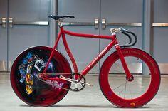 NAHBS 2013 | Peacock Groove #bike #bicycle #fixie