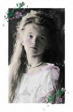 Olga Romanov - 1906