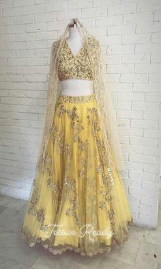 Bridal Anarkali Suits, Indian Designer Wear, Lehenga Choli, Indian Dresses, Indian Wear, Turmeric, Indian Fashion, Passion, Embroidery