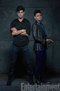 Malec #Shadowhunters Season 1