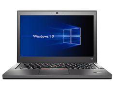 Profitieren Sie mit dem 31,8 cm (12,5 Zoll) Lenovo #ThinkPad X240 von einem ultraflachen, leichten und robusten #Notebook der Business-Klasse. Für die leichte und sichere Verwaltung steht Ihnen die vPro-Technologie von Intel zur Verfügung, wobei viele weitere Funktionen für die perfekte Mobilität sorgen.