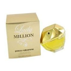 302a59a23d29c Lady Million by Paco Rabanne for Women 27 oz EDP Spray -- Offer can be