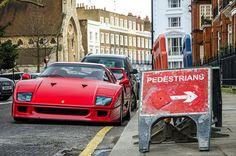 Pedestrians will prefer to turn left. by Manuel Magaña, via Flickr