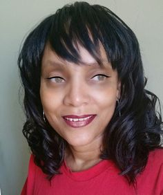 Crochet Braids With Outre Batik Romance Curl And The Bang Created Freetress Yaky Pony