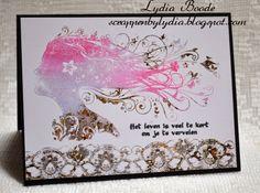 Scrappen and Cards by Lydia IndigoBlu en MegaFlakes