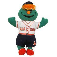 $10.00 Red Sox Wally Bean Bag N1101