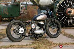 Jawa 250 typ 559 bobber