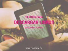 10 sitios para descargar libros en español de forma gratis y legal. 10 bibliotecas web con libros gratuitos en español para su descarga legal.
