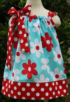 ******Please see current turnaround time under shop announcement**** Girls Plain Jane Pillowcase Dress. Made with designer fabrics. All seams Toddler Dress, Baby Dress, Toddler Girl, Sewing For Kids, Baby Sewing, Sewing Clothes, Diy Clothes, Little Girl Dresses, Girls Dresses