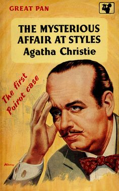 https://flic.kr/p/xzB6e5 | Pan G 112 ~ 1959 6th print | 1959 6th Print; The Mysterious affair at Styles by Agatha Christie. Cover art by John Keay