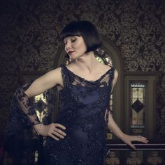 Miss Fisher (1920s) dress