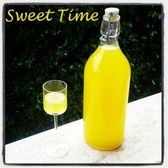 Sweet Time: Cedrello - Liquore al cedro