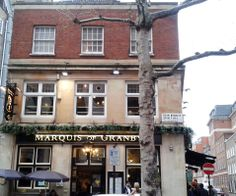 The Marquis of Granby, Pimlico