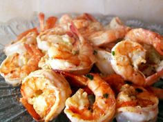 Martha Stewart, Shrimp, Meat, Food, Salads, Essen, Meals, Yemek, Eten