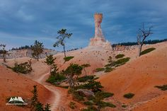 "Bryce Canyon - ""Ebenezer Bryce,  Mormon pioneer and one of the first settlers in the region, in 1850′s described this canyon as  ""a hell of a place to loose a cow""."