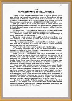LINDAS HISTORIAS DE CHICO XAVIER 177  A Voz Do Desmanipulador