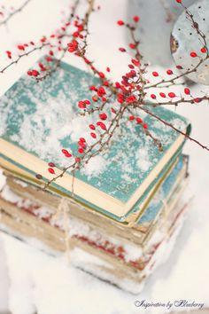 #Blueberry #Vintage #Winter