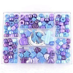 Kids Plastic Blue & Purple Kit | Simple Kits