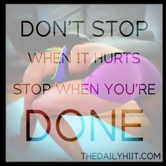 Free Daily Workouts you can do at home! www.thedailyhiit.com