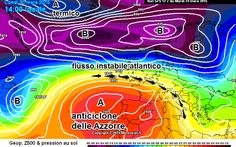 Per il Weekend Torna l'Alta Pressione #meteo #weekend #maltempo #alta #pression