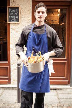 Cliquer pour agrandir Restaurant Frenchie Paris