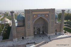 Schirdor Medrese in Samarkand