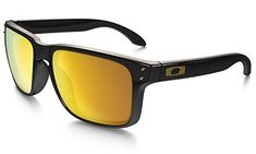 4520faf5f6 NEW Oakley Holbrook Sunglasses 24k Iridium Non-polarized One Size 100 % UV  USA Oakley