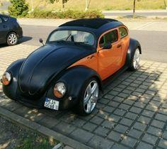 VW Beetle-Topchop-16V