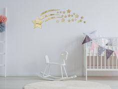 Sticker oglinda aurie Wish - decoratiune perete camera copilului Toddler Bed, Furniture, Home Decor, Child Bed, Decoration Home, Room Decor, Home Furnishings, Home Interior Design, Home Decoration